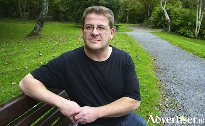 Writer and columnist Charlie Adley.