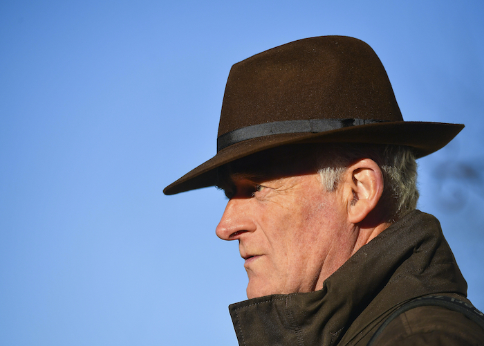 How many winners will Willie Mullins come home with next week. Photo: Sportsfile.
