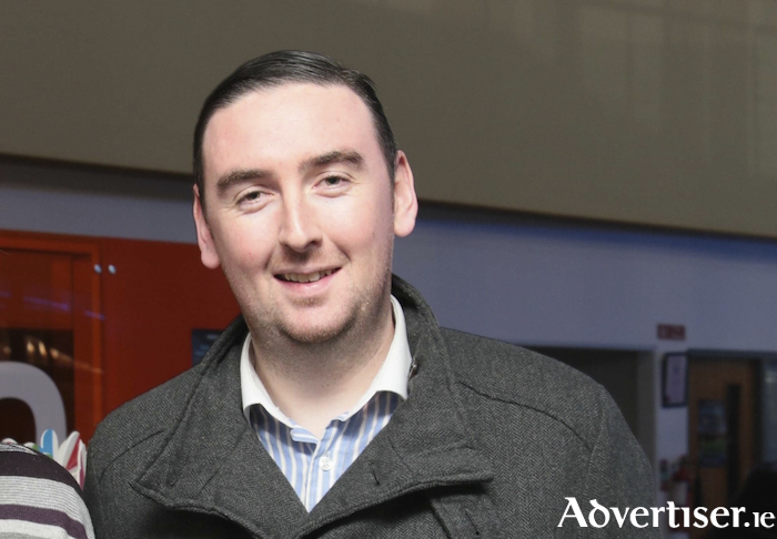 Independent Galway City Central candidate, Mike Cubbard.