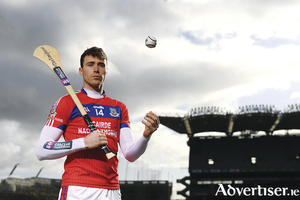 St Thomas' captain Conor Cooney  will lead his side against Ballyhale Shamrocks in the AIB GAA All-Ireland Senior Hurling Club Championship final at Croke Park on Sunday.  Photo: Stephen McCarthy/Sportsfile