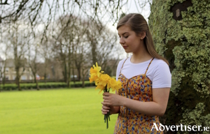 Áine Cooney in Transitions: A Spring Awakening.