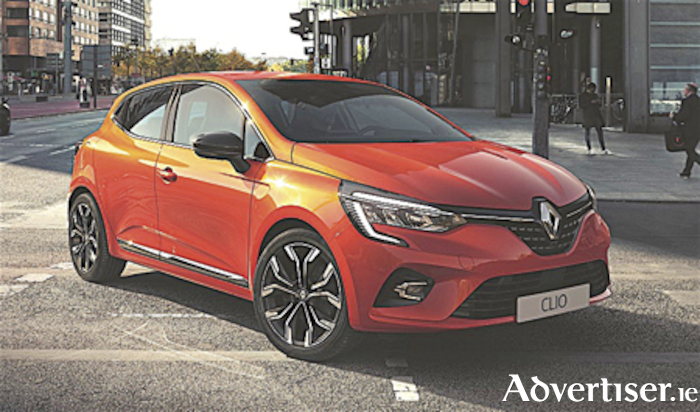 The new fifth generation Renault Clio