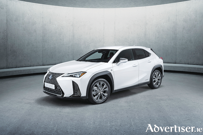 The new Lexus UX launches at Lexus Galway Showroom, Ballybrit, Thursday, Friday and Saturday.