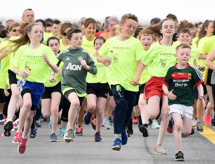 The Ireland West Airport Runway Run takes place tomorrow evening.