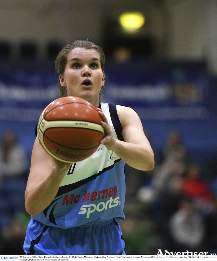 Claire Rockall leads the way for Maree to claim a fifth title this season.