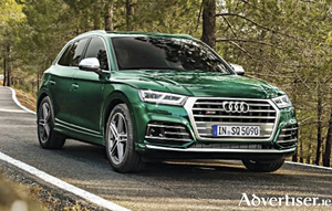 The new Audi SQ5.