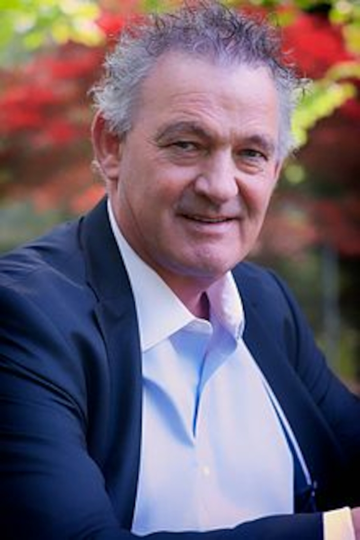 Independent MEP candidate Peter Casey