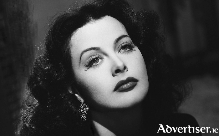 Hedy Lamaar, photographed in 1942.