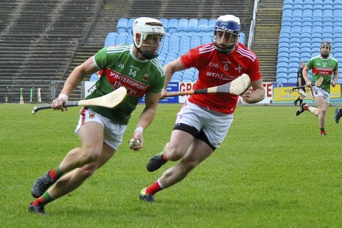 On the turn: Mayo will be looking to Sean Regan to drive them on tomorrow against Sligo.