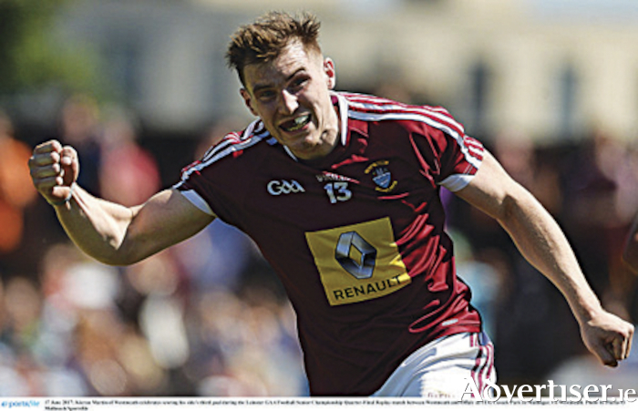 Maryland clubman and Westmeath captain, Kieran Martin, is hopeful of a return to championship winning ways when Waterford are the visitors to Cusack Park, Mullingar, on Sunday