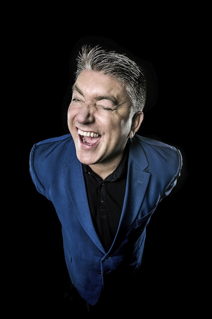 Pat Shortt is bringing the laughs to Westport next week.