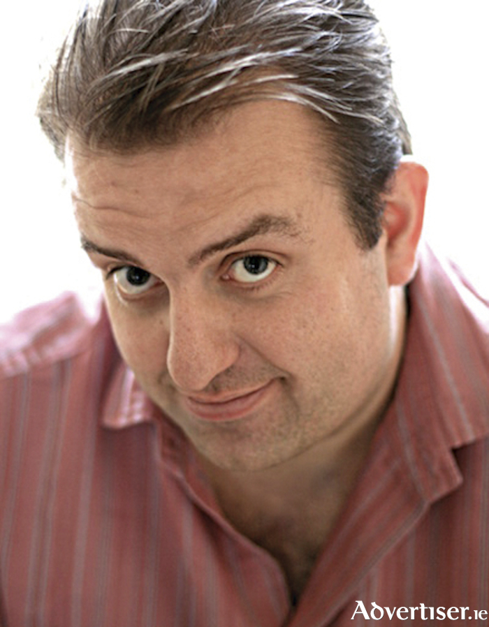Noted Irish comedian, Karl Spain, plays The Venue, tonight, Thursday, June 28, at 8.15pm