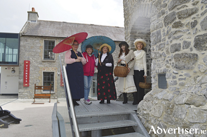 Celebrating Bloomsday at Athlone Castle and Visitor Centre