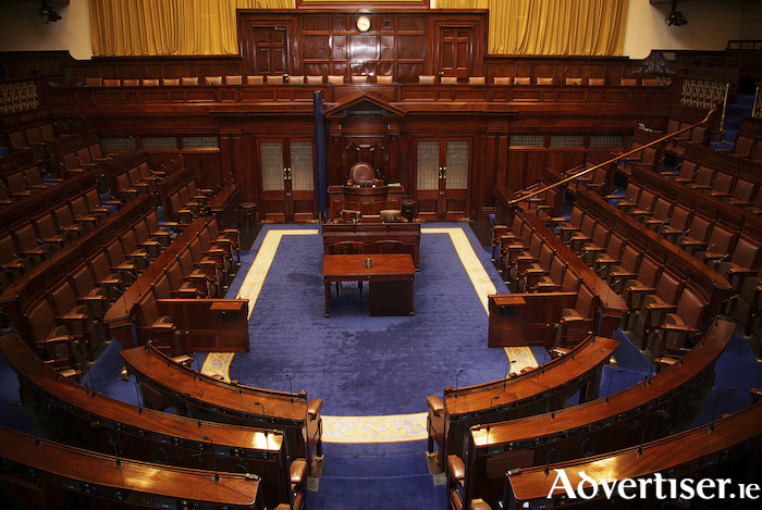 Who will fill the chamber of Dáil Éireann come the next General Election and what can the Local Elections tell us in this regard?