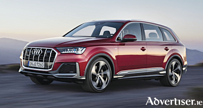 Audi claims it has substantially enhanced the dynamic attributes of the Q7.