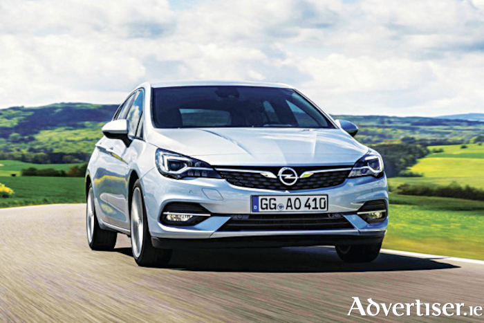 New generation Opel Astra will set standards for efficiency and low emissions.