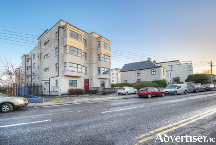 No 14 Galway Bay Apartments.
