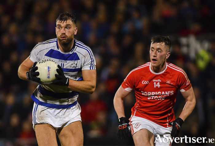 Back to the club game: Aidan O'Shea and Cillian O'Connor will be back in club championship action in the coming weeks. Photo: Sportsfile
