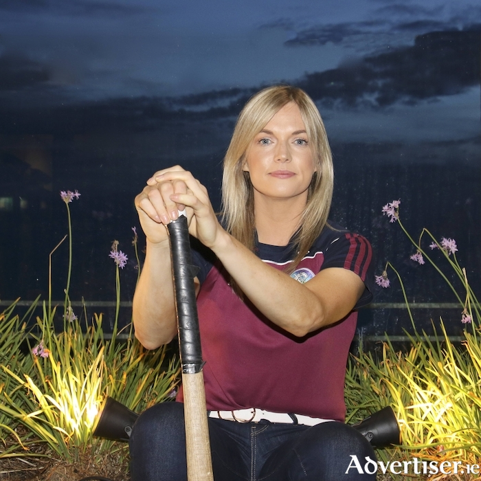 Sarah Dervan.  Photo:-Mike Shaughnessy