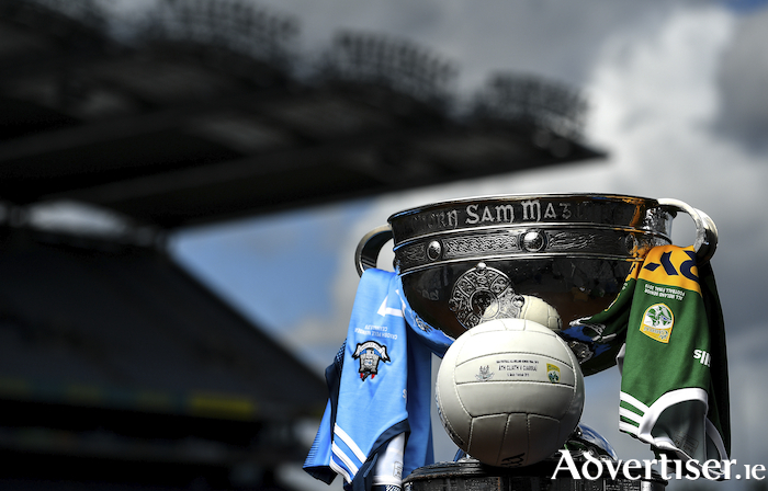Dublin and Kerry will have to do it all over again after last Sunday's draw. Photo: Sportsfile