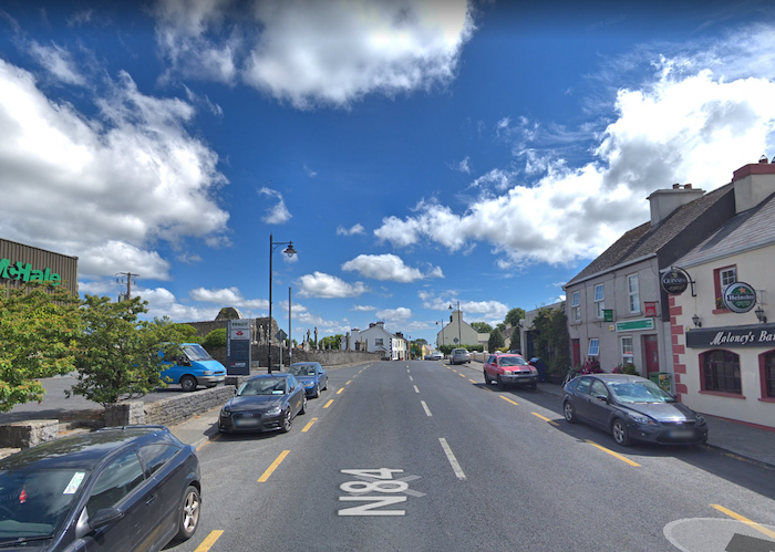 Kilmaine village. Photo: Google Maps