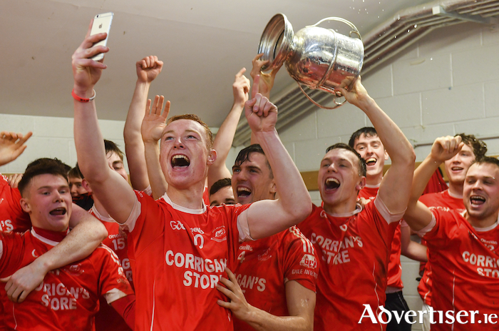 Will Ballintubber retain the Mayo GAA Senior Football Championship this year? Photo: Sportsfile