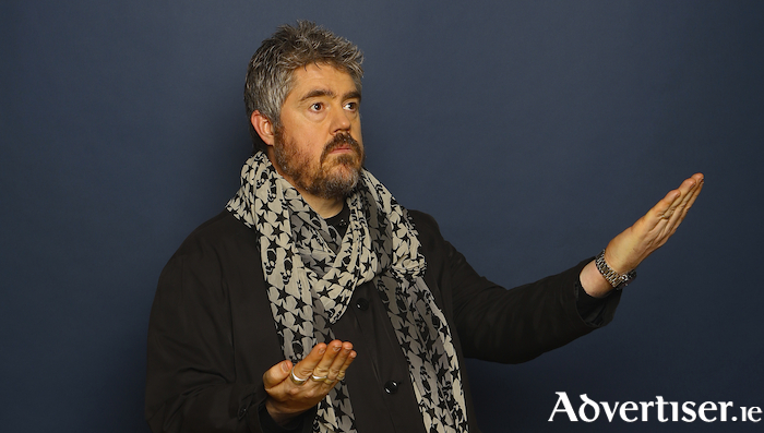 Phill Jupitus appeared at a previous Wild Atlantic Wahey in Padraicins, Furbo.