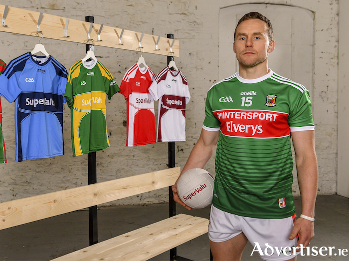 Andy Moran put in top class performance for Ballaghaderreen last weekend. Photo: Sportsfile