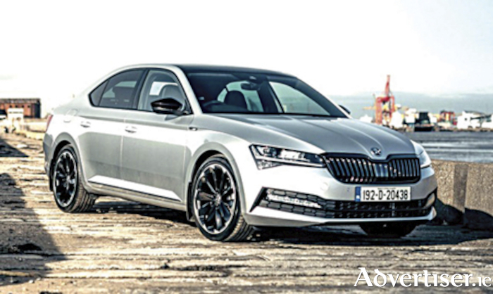 New Skoda Superb is now available to purchase for Irish motorists
