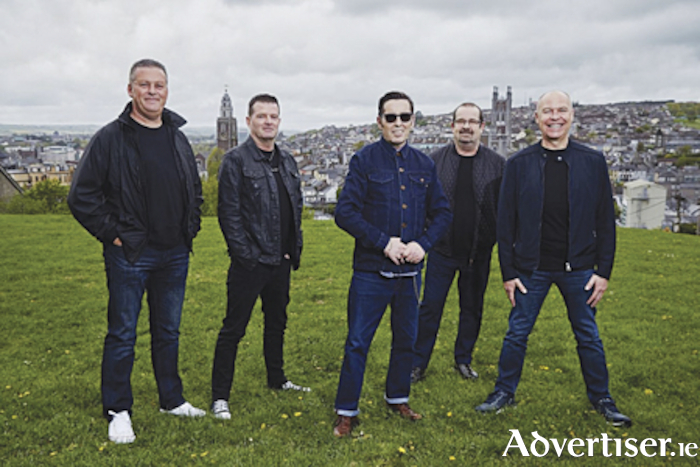 Aslan, who have announced a live date at the Radisson Blu Athlone Hotel, on Saturday, November 23, as part of a nationwide tour 2019/2020