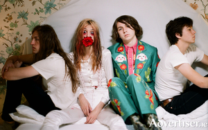 Starcrawler. Photo:- Autumn De Wilde