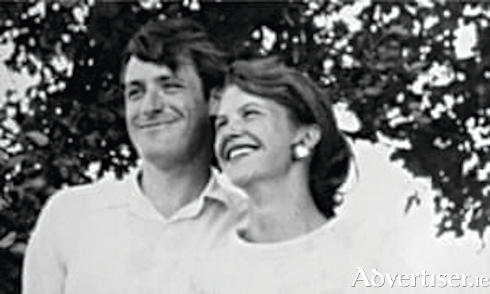 Ted Hughes and Sylvia Plath were married in 1956.