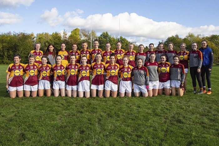 Going for a final spot: CL MacHale Rovers are looking for an All Ireland final spot on Sunday.