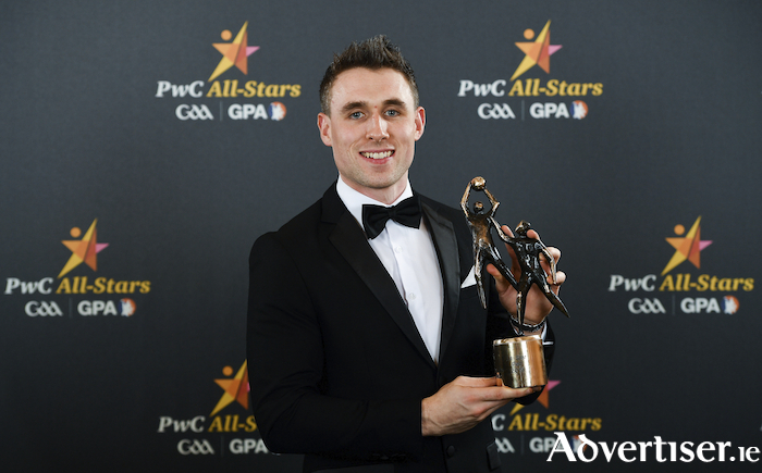 Paddy Durcan picked up a well deserved All Star last Friday night. Photo: Sportsfile