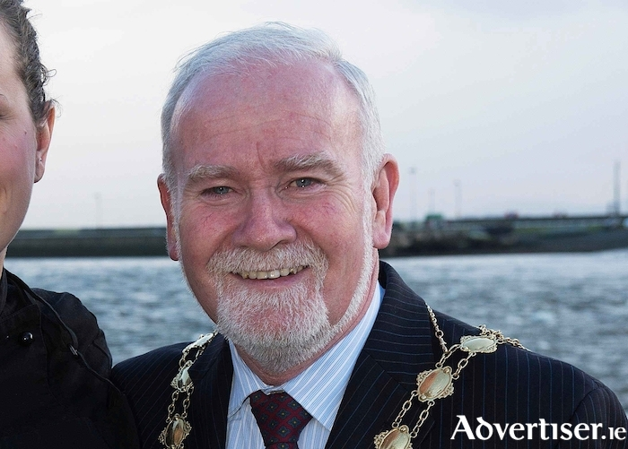 Independent Galway City West councillor, Donal Lyons.