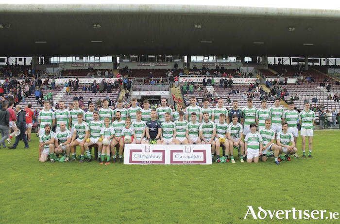 Connacht Intermediate Football Champions Oughteard are now focusing on an All Ireland semi-final.
