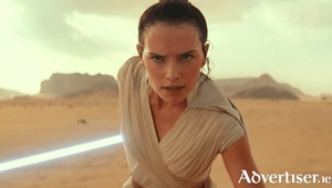 Daisy Ridley returns in Star Wars: The Rise of Skywalker.
