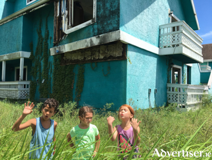 Athlone Film Club will screen The Florida Project in the Dean Crowe Theatre on Tuesday, December 17, at 8pm