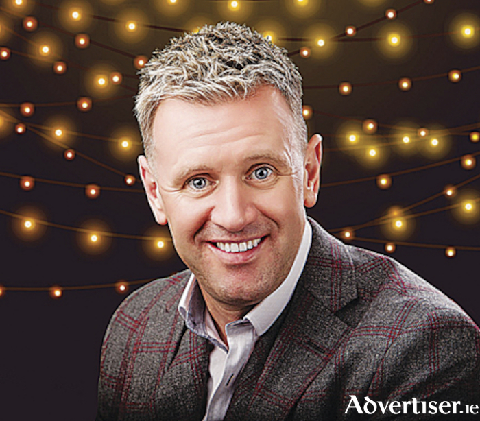 Mike Denver brings his live show to the Radisson Blu Athlone