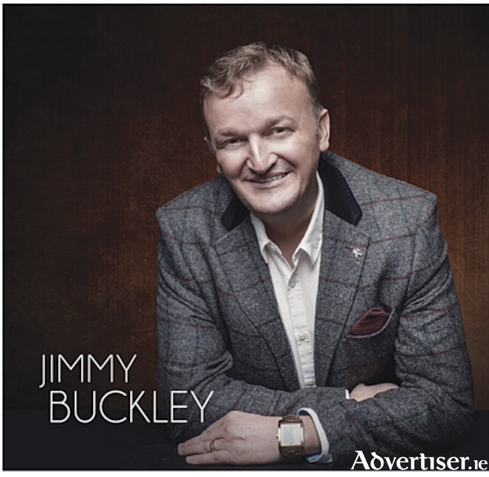 Country music star, Jimmy Buckley, performs at the Tuar Ard Arts Centre, on Friday, December 20, at 8pm