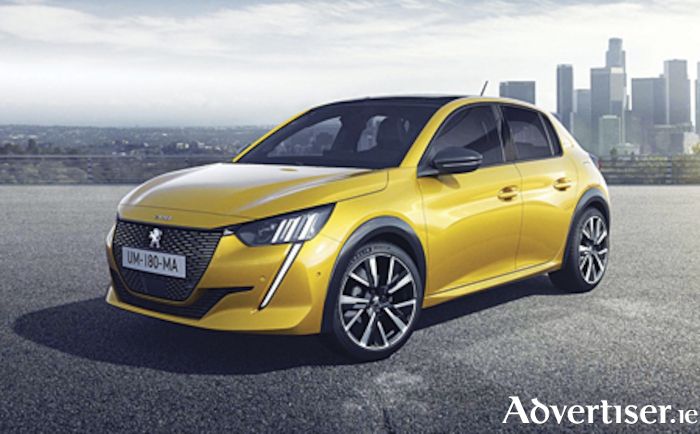 The new Peugeot 208 is due to be launched in January 2020
