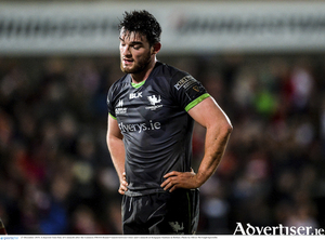 A dejected Tom Daly of Connacht after the Guinness PRO14 Round 9 match between Ulster and Connacht at Kingspan Stadium in Belfast. Photo by Oliver McVeigh/Sportsfile.