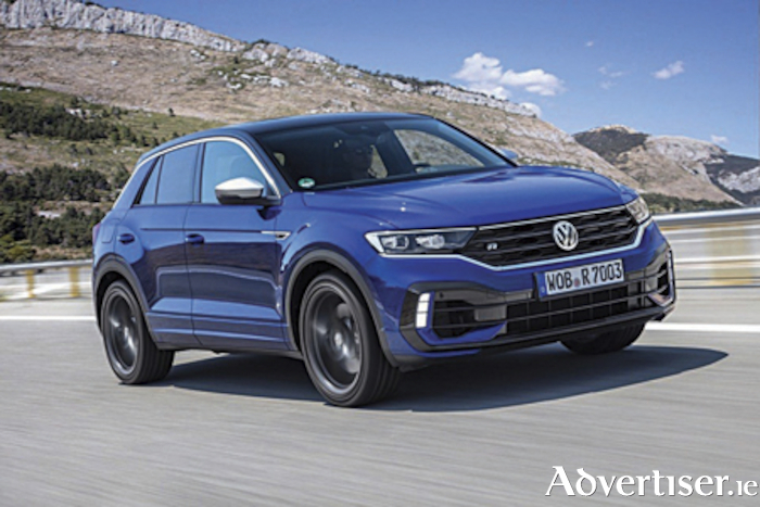 All new Volkswagen T-ROC R to launch this year