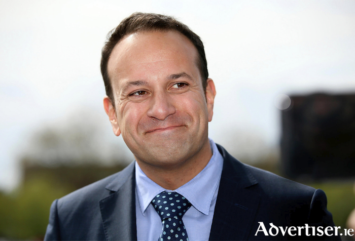 An Taoiseach Leo Varadkar. Will he still be Taoiseach and FG leader after February 8?