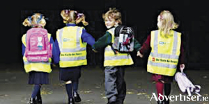 High visibility jackets  are crucial clothing with some sixty per cent of fatal pedestrian collisions in hours of darkness.