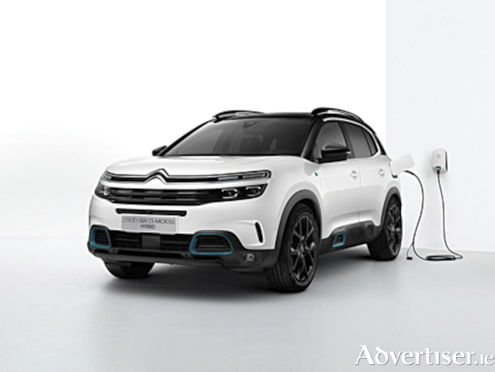 All new Citroen C5 Aircross SUV Hybrid