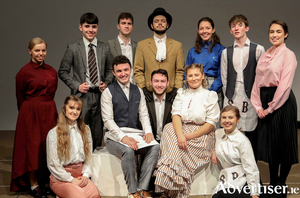 The cast of Kipps. Photos by Aengus McMahon
