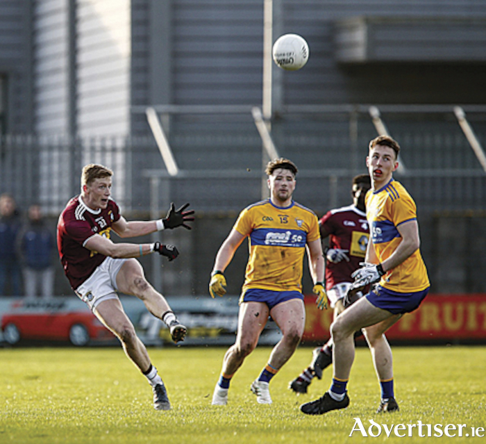 Following a four year absence, Athlone clubman, Ray Connellan, returned to the Westmeath senior football fold, with an influential display against Clare on Sunday afternoon last.  The Lake County won the encounter by a solitary point.  