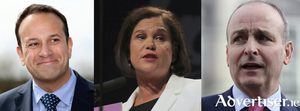 Of the three main party leaders, one of them will be the next Taoiseach, but could Mary Lou Mcdonald be the next Tánaiste?