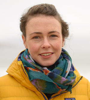Green Party candidate Saoirse McHugh